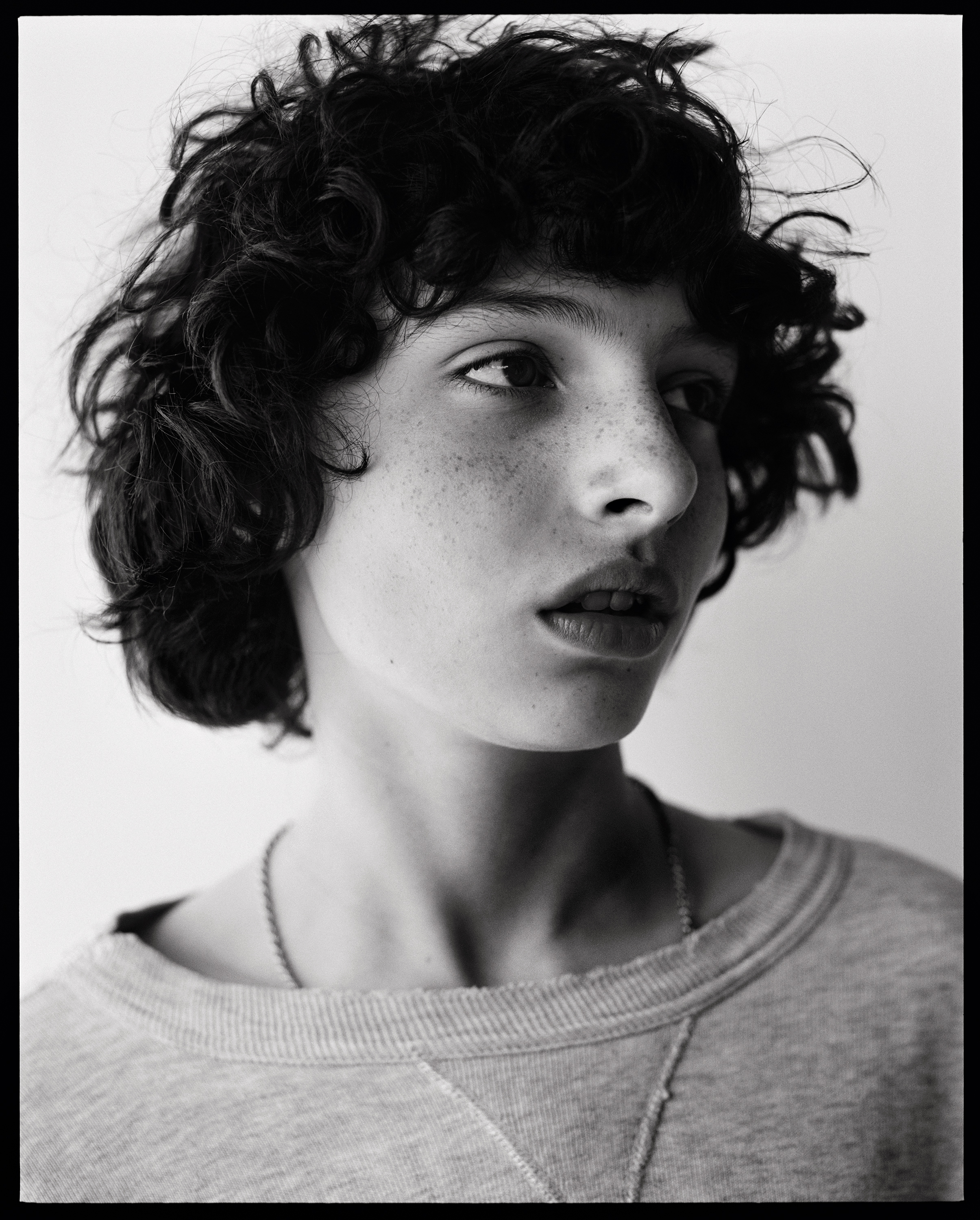 the it boy finn wolfhard  iD