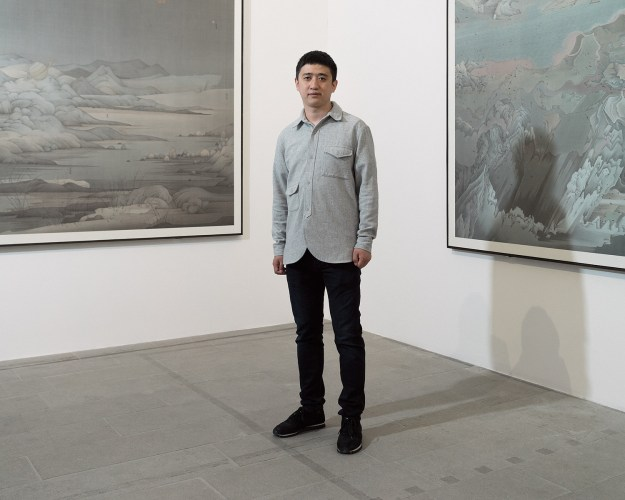 1503081516346-Hao_Liang_Karim_El_Maktafi 9 Breakout Artists from the Venice Biennale Art