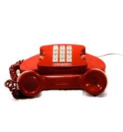 red princess rotary phone image alex suskind barry suskind  [ 4806 x 3129 Pixel ]