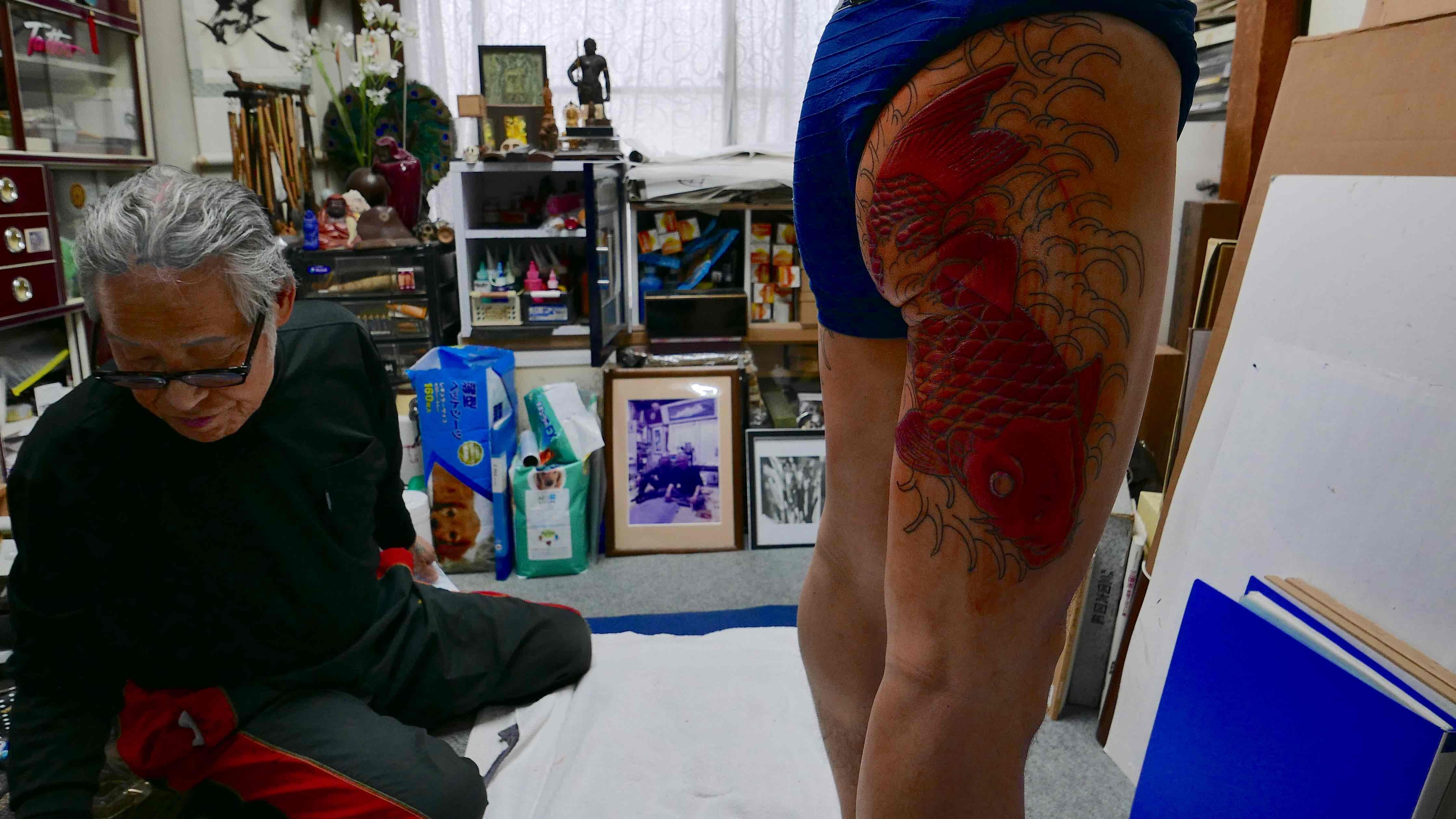 El Tatuador De Los Yakuza Explica Por Qué Los Tatuajes Nunca