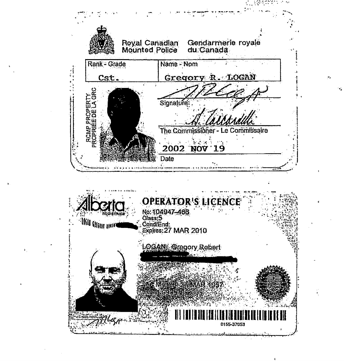 How a Retired Mountie Became America's Most Wanted