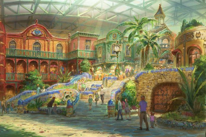 Studio Ghibli dará inicio a la construcción de su parque en verano de 2020 1