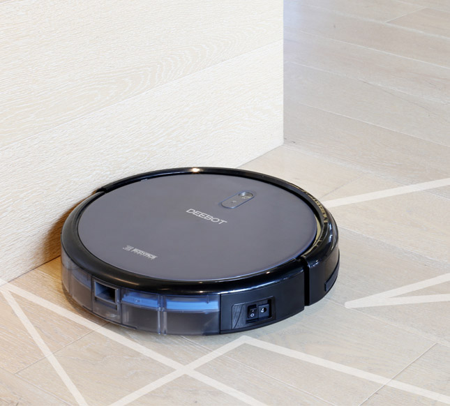 a knockoff roomba forever