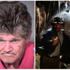 Wheelchair Killer Hunting Blind Chair Fbi Agent Shot By At Indiana Jones Style Booby Trapped Home