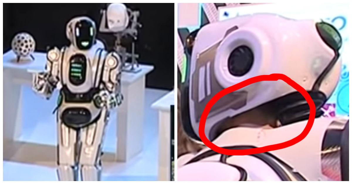 Resultado de imagen para boris robot