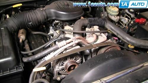 small resolution of 1999 dodge durango engine removal diagram