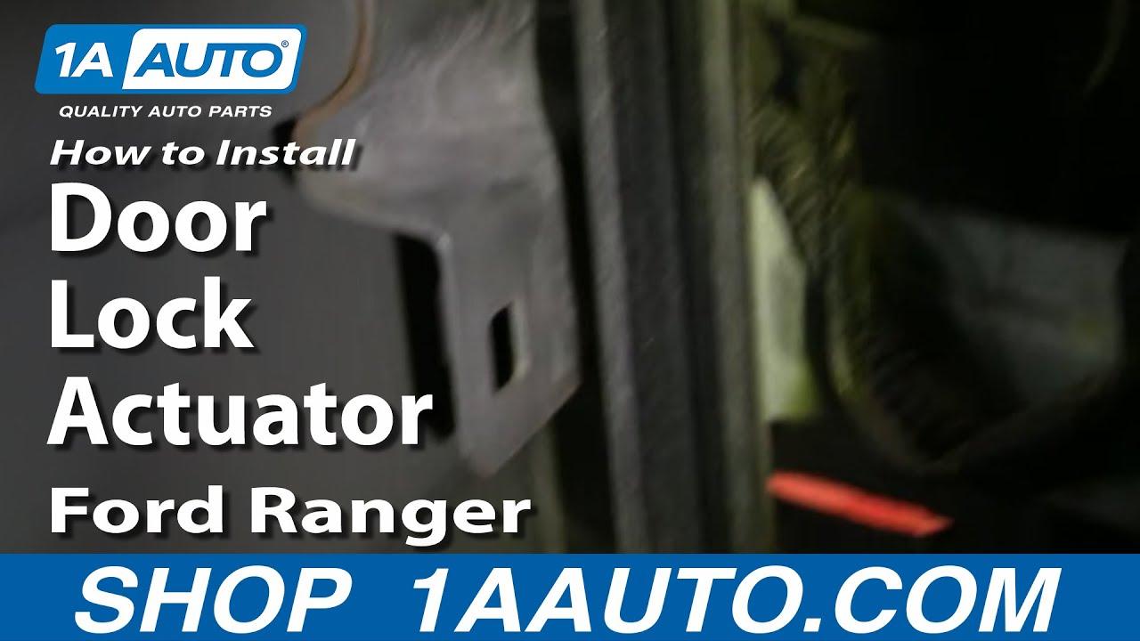 hight resolution of 1994 ford ranger door lock wiring