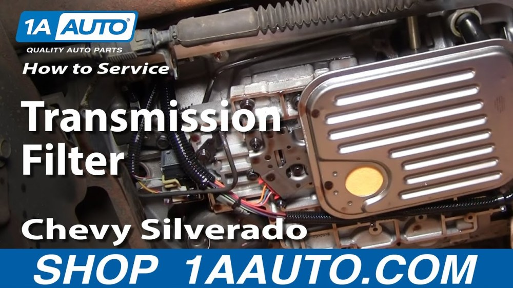 medium resolution of 1993 chevy 1500 automatic transmission