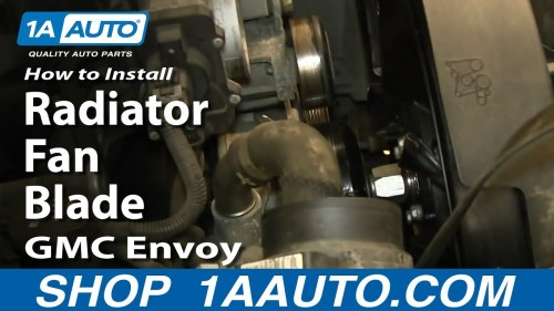 small resolution of 2006 gmc envoy cooling fan wiring diagram