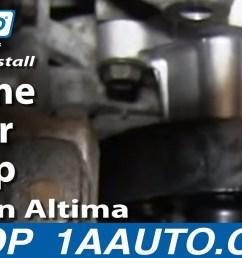 2007 altima engine wiring harnes replacement [ 1280 x 720 Pixel ]