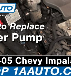 2000 chevy impala system [ 1920 x 1080 Pixel ]