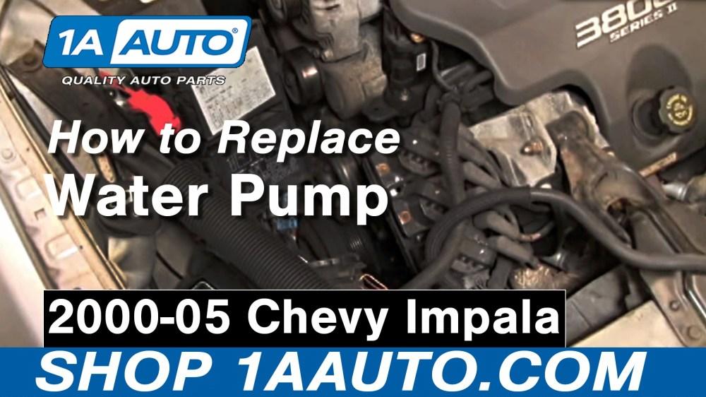 medium resolution of 2000 chevy impala system