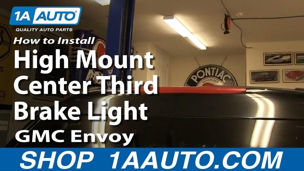 medium resolution of gmc envoy dome light wiring
