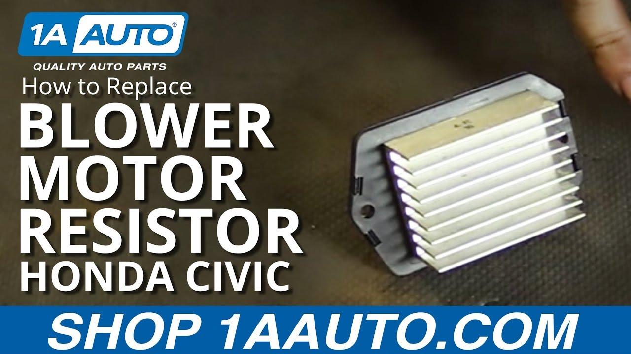 hight resolution of hvac blower motor resistor wiring harnes pigtail connector repair