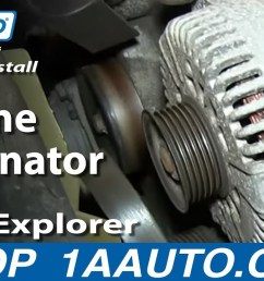 98 ford explorer timing belt [ 1280 x 720 Pixel ]