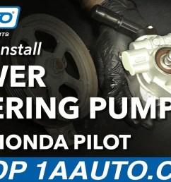 98 jeep power steering pump [ 1280 x 720 Pixel ]
