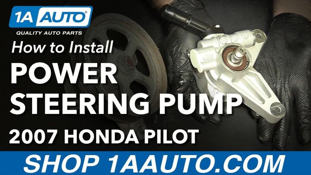 medium resolution of 98 jeep power steering pump
