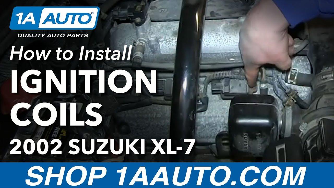 hight resolution of 2004 suzuki xl7 part