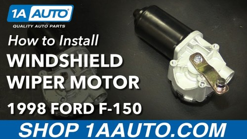 small resolution of 1966 ford truck wiper motor