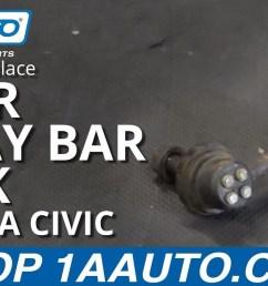 diagram of sway bar link kit [ 1280 x 720 Pixel ]