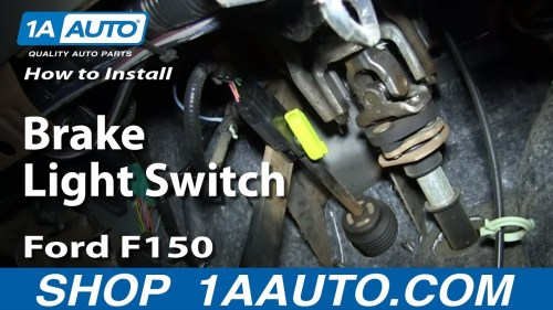small resolution of 1962 ford truck brake lamp wiring
