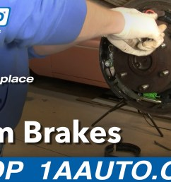 how to replace rear drum brakes 96 00 chevy tahoe [ 1920 x 1080 Pixel ]