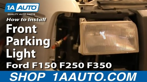small resolution of 1979 ford truck parking light wiring