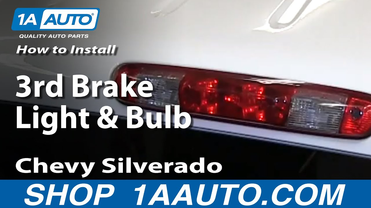 hight resolution of chevy brake light wiring