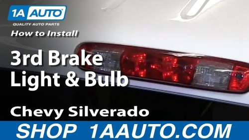 small resolution of chevy brake light wiring