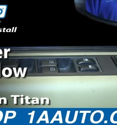 2004 nissan titan window motor wiring [ 1280 x 720 Pixel ]