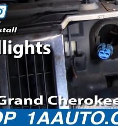 1998 jeep grand cherokee headlight wiring diagram [ 1280 x 720 Pixel ]