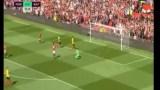 بالفيديو… أهداف مباراة مانشستر يونايتد وواتفورد في الدوري الإنجليزي (1-0)