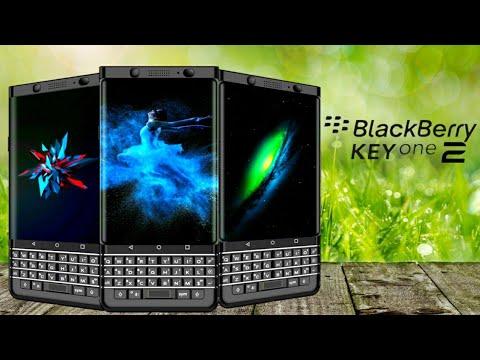 بالفيديو: هاتف جديد قادم من بلاكبيري