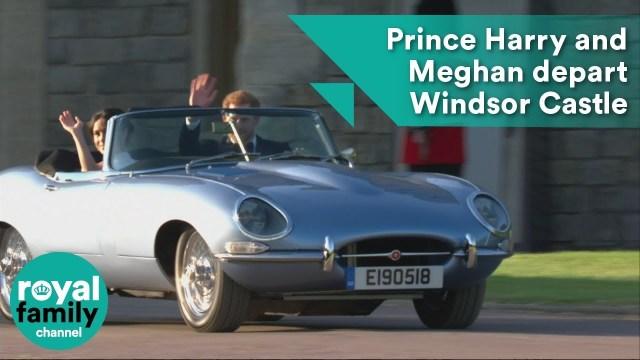 بالفيديو .. تعرف على سيارة الأمير هاري المفضلة؟