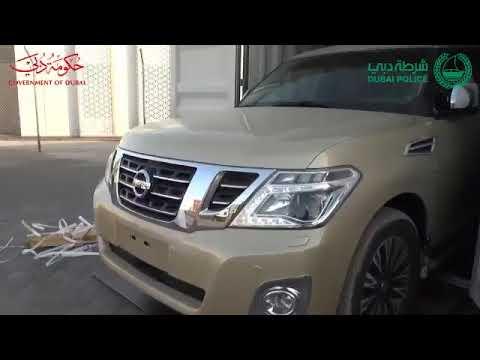 بالفيديو.. ضبط 4 عصابات بمحاولة تهريب سيارات إماراتية قيمتها 11 مليون درهم