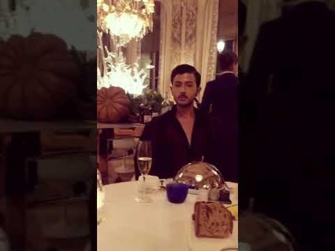 """""""ملك جمال الكون المهندس أحمد حجازي""""..مليونير يثير غيرة الفتيات بسبب نعومة بشرته"""