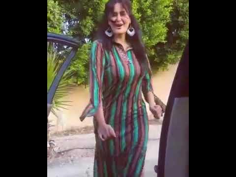 """بالفيديو .. الراقصة """"سما المصري"""" تدخل تحدي """"كيكي"""""""