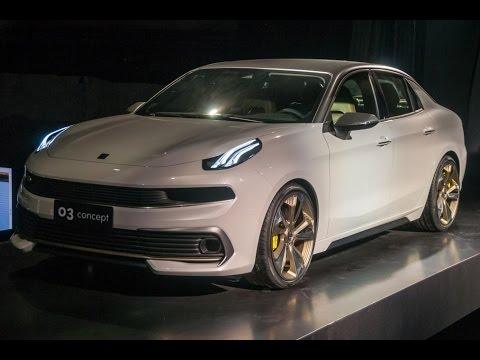 بالفيديو .. الصين تدخل عالم صناعة السيارات الفارهة