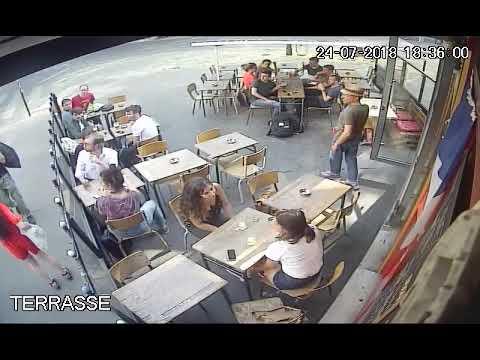 فيديو لمتحرش يصفع فتاة يثير صدمة في فرنسا