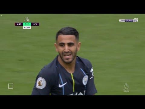 بالفيديو… أهداف مانشستر سيتي وأرسنال في الدوري الإنجليزي (2-0)
