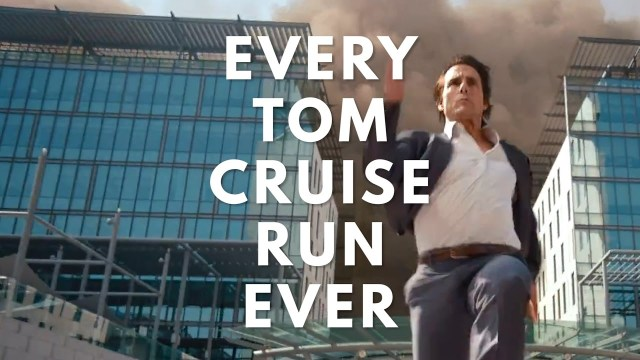 دراسة: كلما جرى توم كروز كان فيلمه أفضل… وجنى مالاً أكثر