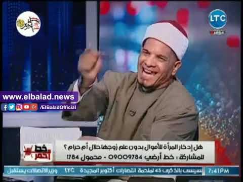 مشاجرة وشتائم بين داعيتين مصريين داخل الاستديو على الهواء!