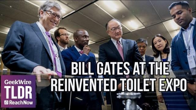 تصرف مقزز أمام الآلاف استمر لـ10 دقائق… ماذا فعل بيل غيتس