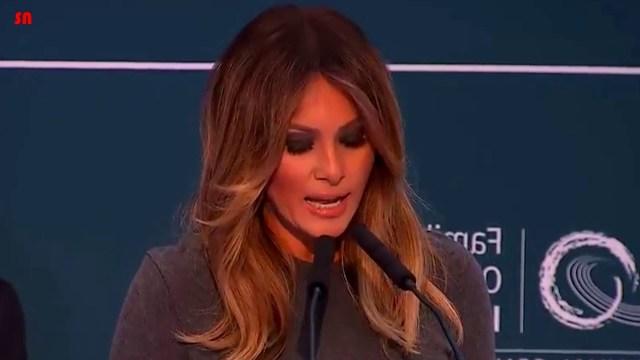 ميلانيا ترامب: لست مندهشة من سخرية الناس مني