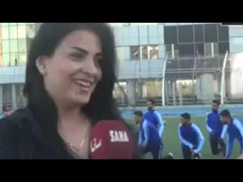 سورية تثبت جدارتها كأول مدربة كرة قدم للرجال في الشرق الأوسط