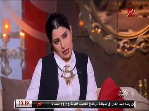 عمرو أديب يحرج آيتن عامر بسؤال «لغاية فين يبقى الفستان مثير»