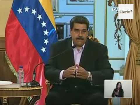 فيديو لعجائب لفظ الرئيس الفنزويلي للكلمات الإنجليزية