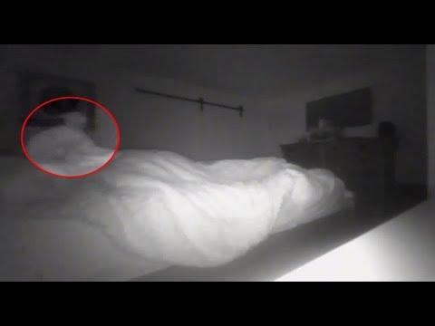 أمريكي يضع كاميرا لمراقبة سريره ليلاً .. وعند مشاهدة التسجيل كانت الصدمة !