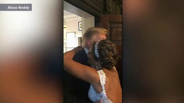 مفاجاة غير متوقعة من ترامب لأثنين من أشد أنصاره بولاية نيوجيرسي !!