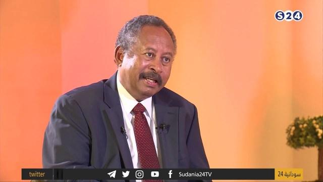 في أول لقاء تلفزيوني حمدوك يتحدث بصراحة عن تفاصيل هامة متعلقة بسياسة واقتصاد السودان والدولار